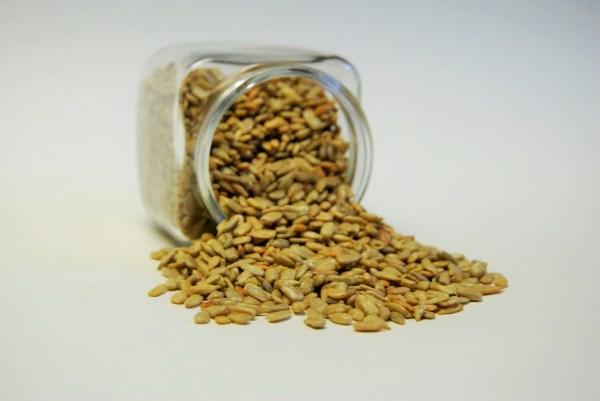 Salted Roasted Shelled Sunflower Seeds