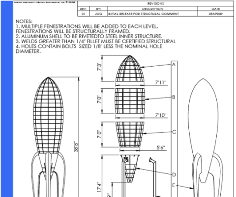 rocket ship diagram dolphin quad gauges wiring photos the raygun gothic rocketship