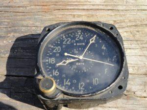crash clock
