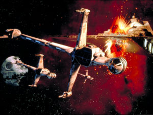 Y-Wing Attack