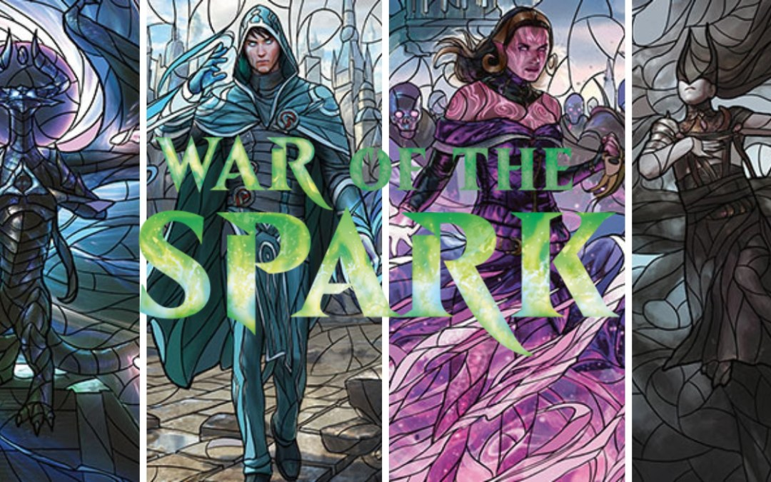 War of the Spark Draft