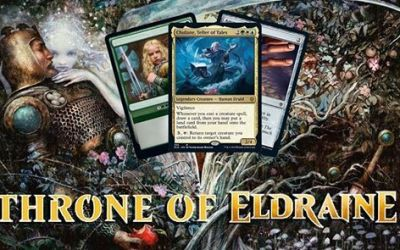 MtG Throne of Eldraine Prerelease Sunday