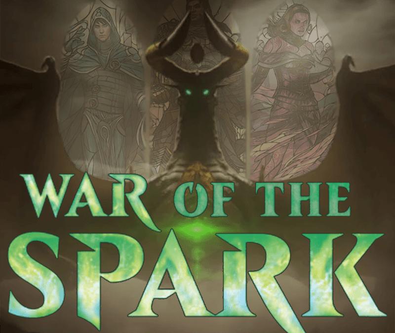 MtG War of the Spark Draft