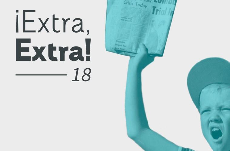EXTRA EXTRA 18