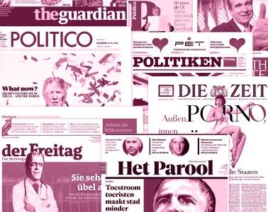 Diez periódicos con un gran diseño