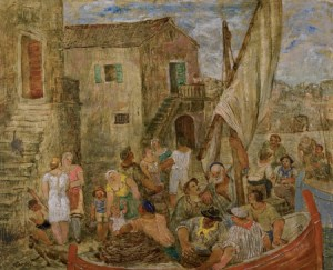 "Juraj Plancic ""The Old Market"""