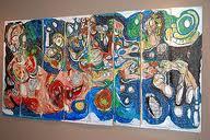 Chris Leet, Painting, AIR