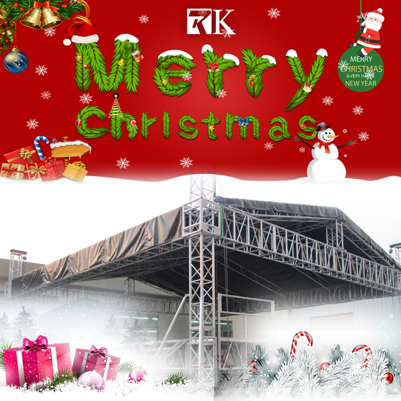 RK stage and truss