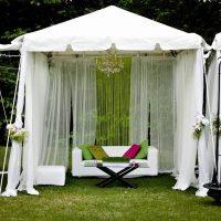 wedding tent pipe drape wedding tent wedding tent ...