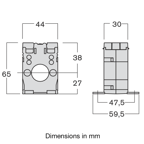 small resolution of taibb single phase current transformer taibb dimensions