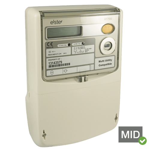 small resolution of elster a1700 mid certified class 0 5 accuracy three phase network programmable polyphase meter rayleigh instruments