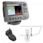 Raymarine A70D kaartplotter en fishfinder met Navionics basiskaart E62192-EU
