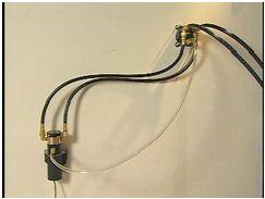 Raymarine installatie ST1000 montage hydraulische