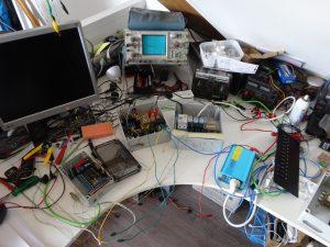 Arduino comleet testopstelling GSM