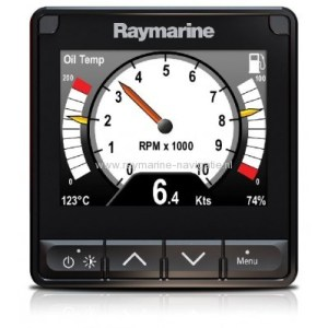 Raymarine e70327 i70S multifunctioneel kleuren display analoog