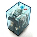 Omron 8pin Relay LY2N-J 10A 220V coil