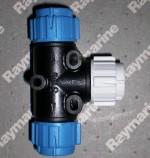 Raymarine A06064 aansluiten T-stuk voor koppeling spur backbone A06028
