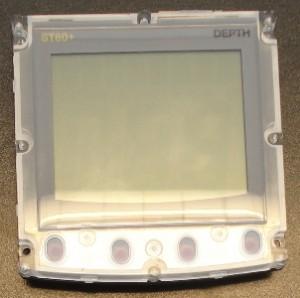 Raymarine ST60+plus instrument scherm fascia A28013 vervangen