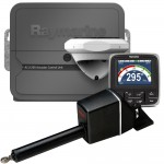 Raymarine evolution autopilot ev200 sailpack P70 ev1 linear-drive type1 T70158