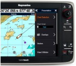 Raymarine lighthouse 2 kaartlpotter fishfinder radar