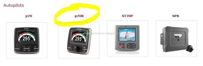 Raymarine upgrade software downloads p70R