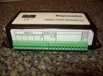 Raymarine NMEA Multiplexer aanluitingen voorkant E55059