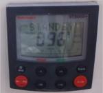 Raytheon Autohelm ST5000+ stuurautomaat bedienings instrument vervangen