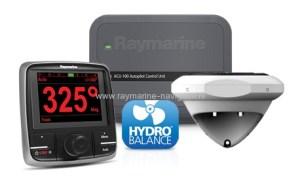Stuurautomaat hydrobalance hydraulish raymarine