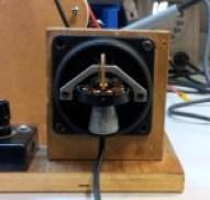 Film van de Raymarine fluxgate kompas binnenkant werking