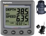 Raymarine ST60+ Tridata instrument met transducers A22013-P