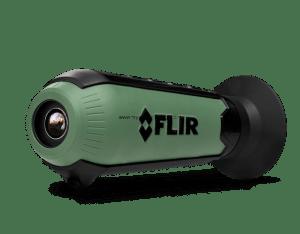 Raymarine thermische camera scout Flir groen Raymarine