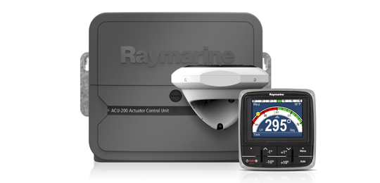 Find Out More About Evolution Autopilot Raymarine A Brand By Flir