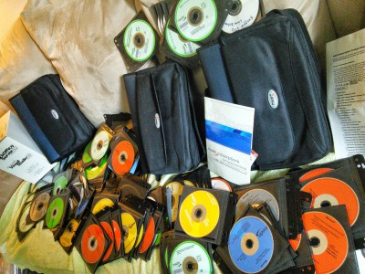 msdn-CDs