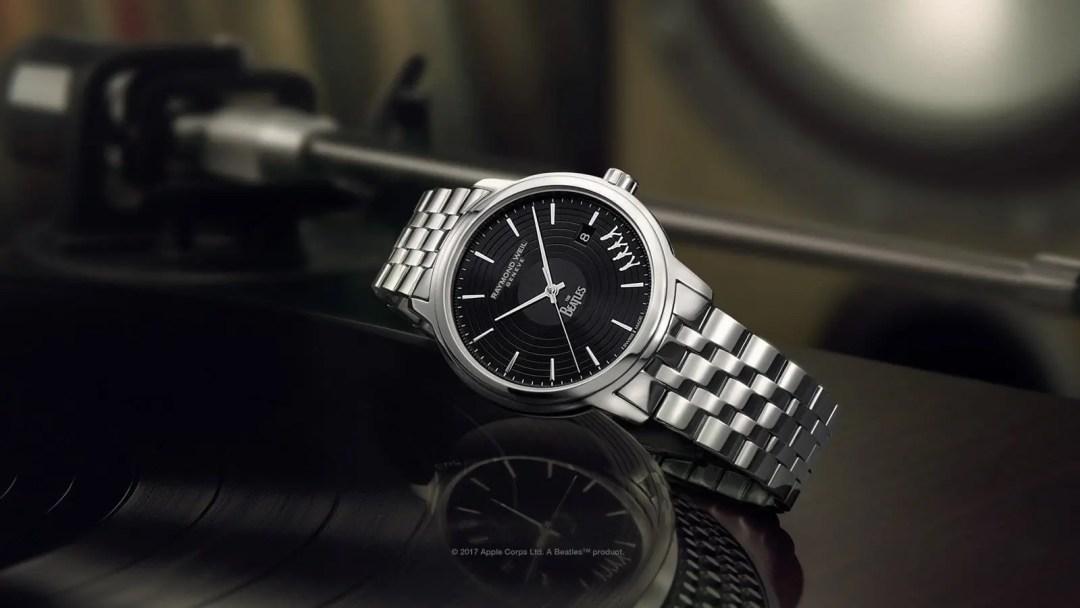 RAYMOND WEIL | The Beatles Second Edition Raymond Weil Maestro Luxury Watch