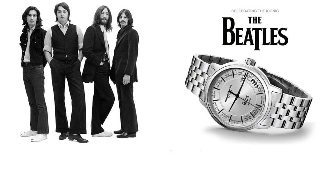 RAYMOND WEIL | The Beatles First Edition Raymond Weil Maestro Luxury Watch