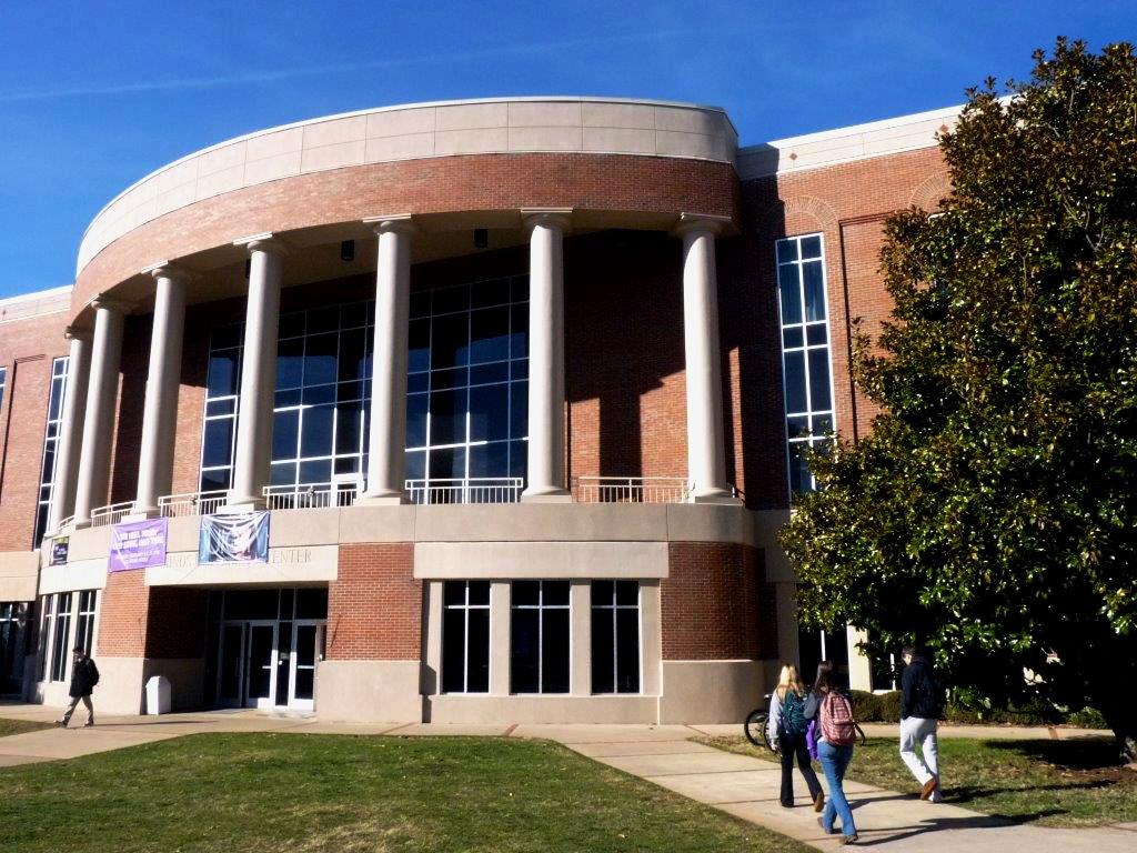 Western Carolina University  AK Hinds University Center