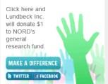 Lundbeck Rare Disease Day Symbol