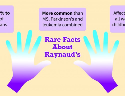 Raynaud's is Far From Rare – This Year's Raynaud's Awareness Month Theme