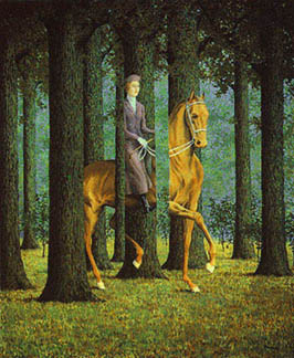 Magritte Cavalière