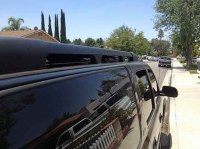 Building a roof rack deck on a GMT800 Suburban Z