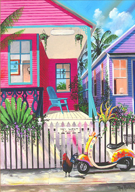 key west hammock chairs time out chair ideas island prints by ray rolston