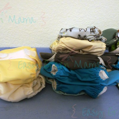 Cloth Diapers: What I Personally Use