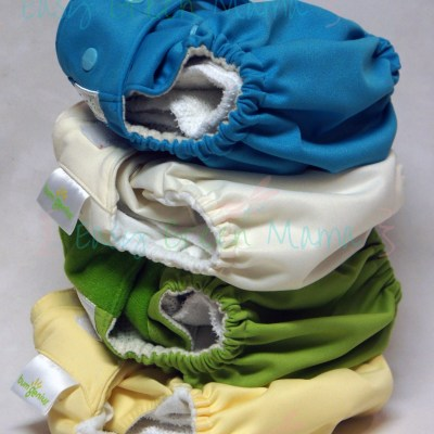 Cloth Diapers Laundry