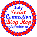 July Social Connection Blog Hop
