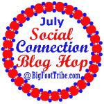 July Social Connection Blog Hop