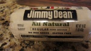 Jimmy Deans Gluten Free Sausage