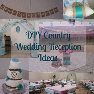 DIY Country Wedding Decorations