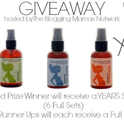 Pretty Mommies Giveaway