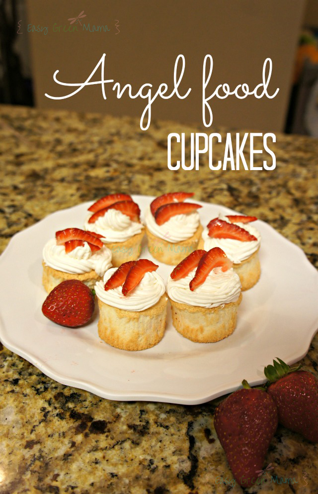 Angel Food Cupcake Gluten Free Recipe