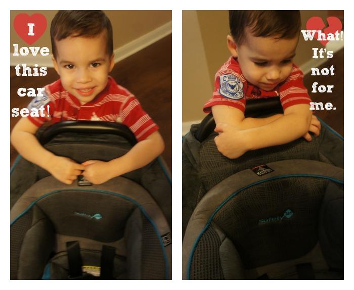 Car Seat Envy.